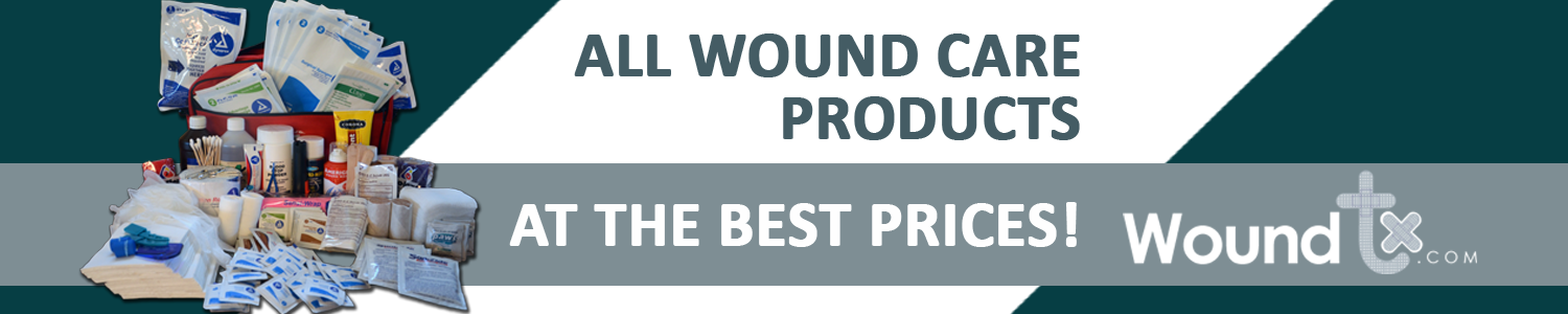 All wound care products at the best prices!